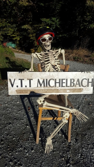 Halloween Race -  se faire peur à VTT Michelbach