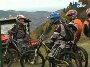 Bike Park du Shlumpf à Dolleren au point mort