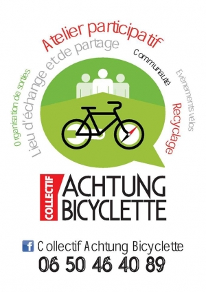 Achtung Bicyclettes