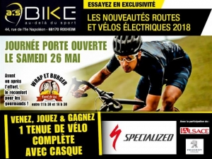Test The Best Specialized Mulhouse
