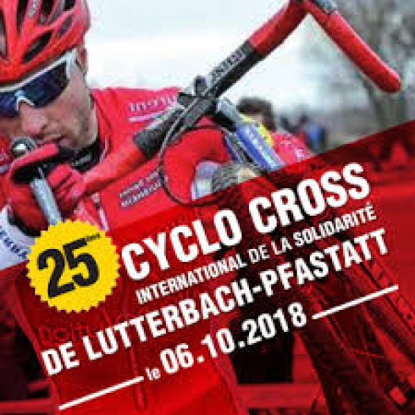 25e Cyclo-Cross International de Lutterbach - Pfastatt