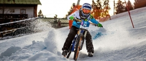 Snow Bike & Winter Series , le VTT en mode poudreuse à le vent en poupe